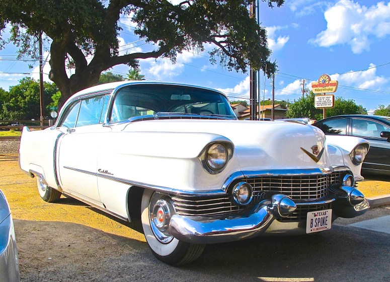 Cars For Sale Austin Tx >> 1954 Cadillac Coupe deVille at the Broken Spoke | ATX Car Pictures | Real Pics from Austin TX ...