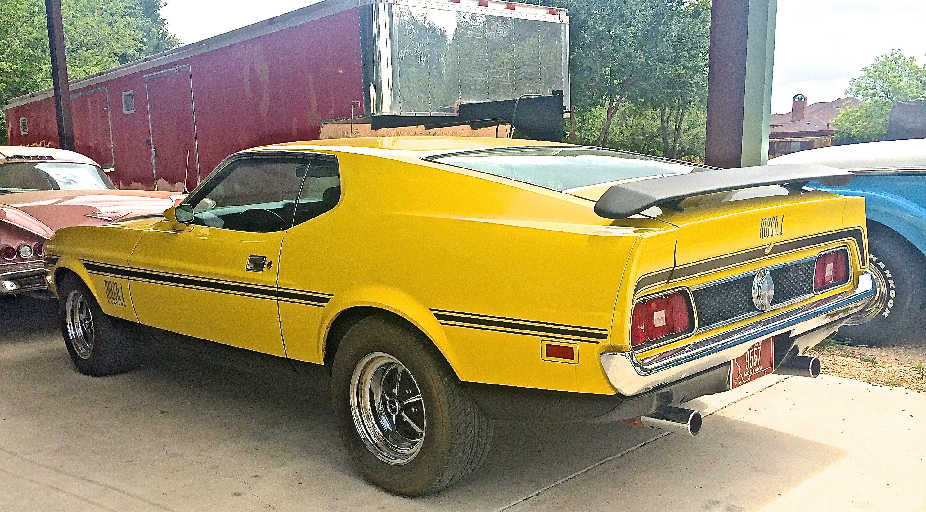 1971 Ford Mustang Mach 1 429 Ram Air For Sale Atx Car Pictures Fastback Larry Smith In Liberty Hill Is Selling This 45900 Along With Many Other Cars As He Reduces His Personal Collection