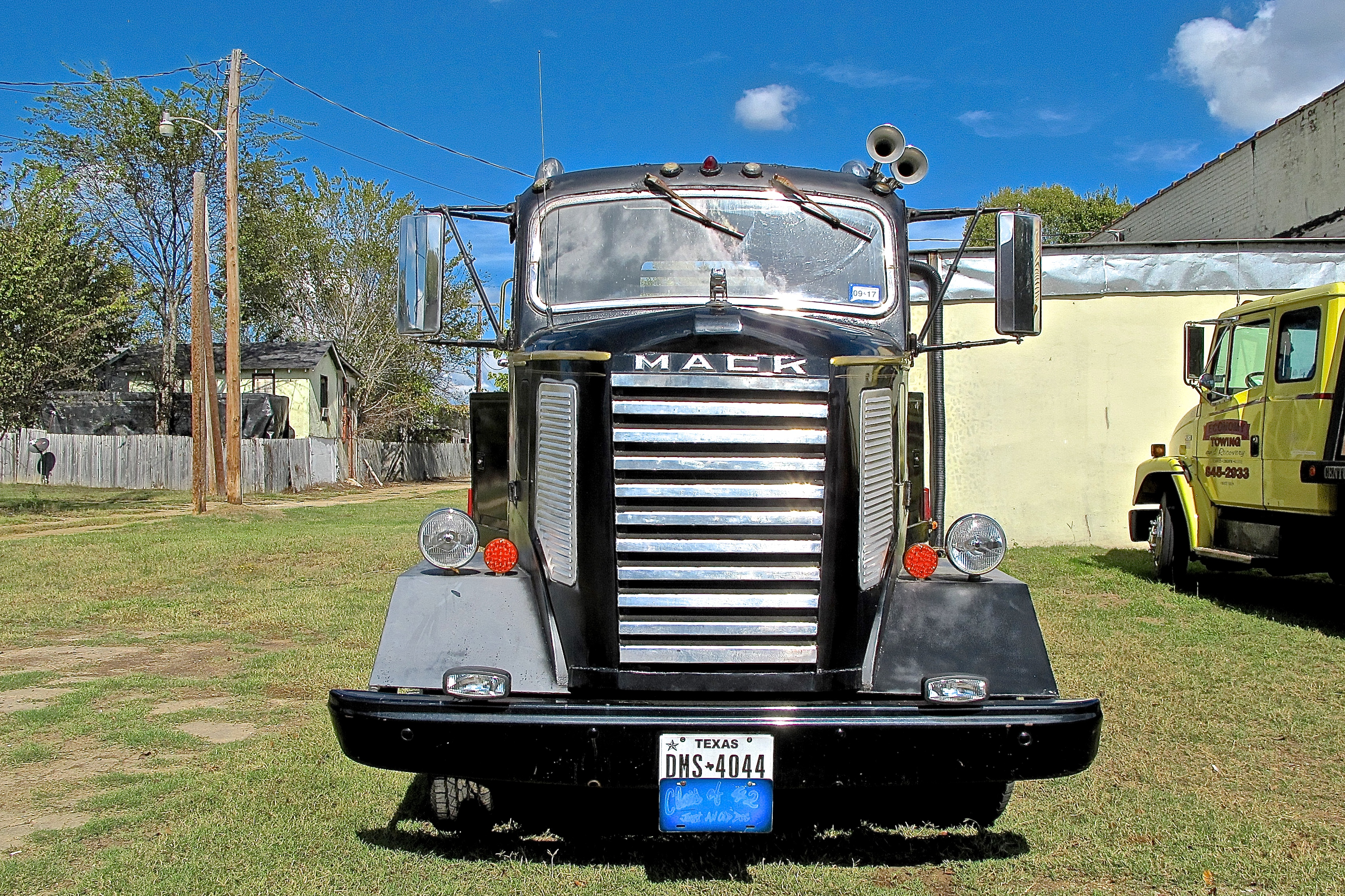 1942 Mack Truck in E. Texas | ATX Car Pictures | Real Pics ...