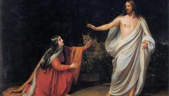 The Appearance of Christ - Alexander Ivanov