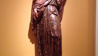 St. Andrew, from San Antonio Museum of Art