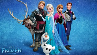 Faith and Frozen [the movie]