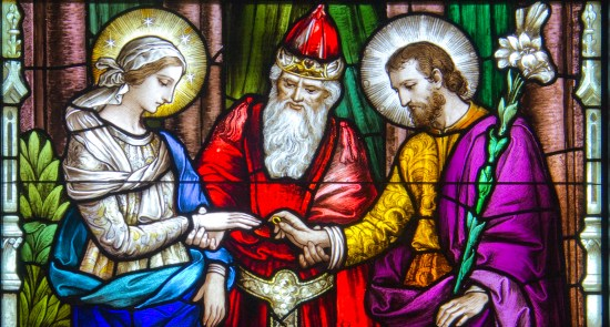 The Betrothal And Love Of Joseph And Mary Atx Catholic