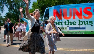 An Open Letter to Sr. Simone Campbell (of the Nuns on the Bus)