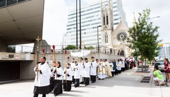 The Corpus Christi Procession and Divine Mercy