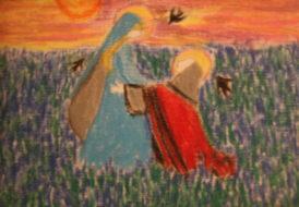The Hail Mary, the Visitation: a reflection the Visitation by Keri Atkins