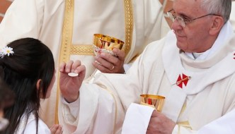 Popular Misconceptions About the Catholic Mass, Part III: Communion Reception