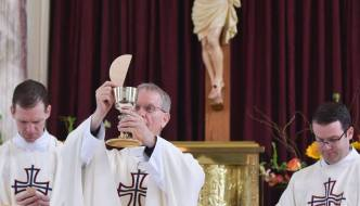 "A Commemoration of Bishop-Elect ""Fr. David"" Konderla"