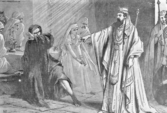 Parable of the Wedding Garment