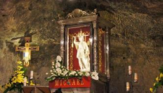St Michael Cave Image