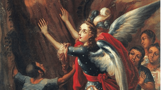 Angels & Dragons XXII: St. Michael the Archangel in Mexico