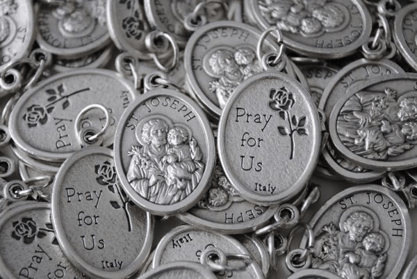 Consecration to St. Joseph II: The Medal of St. Joseph