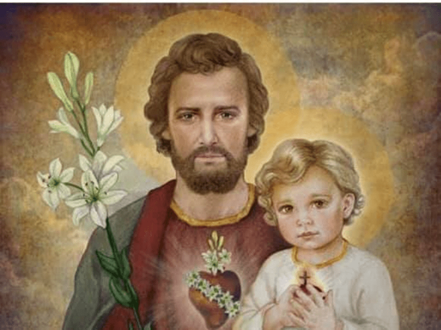 Consecration to St. Joseph III: St. Joseph's Staff!