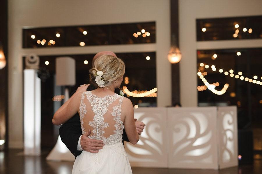 Austin Wedding DJs - First Dance - Pecan Springs Ranch - ATX DJ