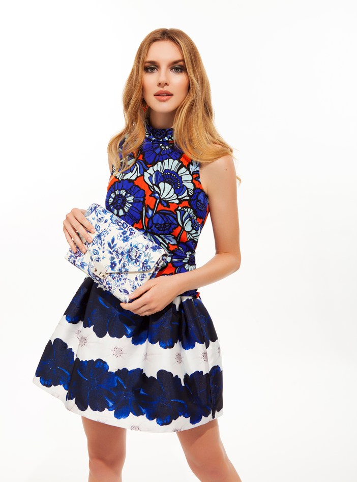 Grace Paulter - Floral Prints - Fit and Flare
