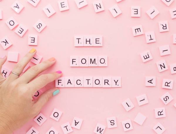 Step Up Your Instagram Game at the FOMO Factory