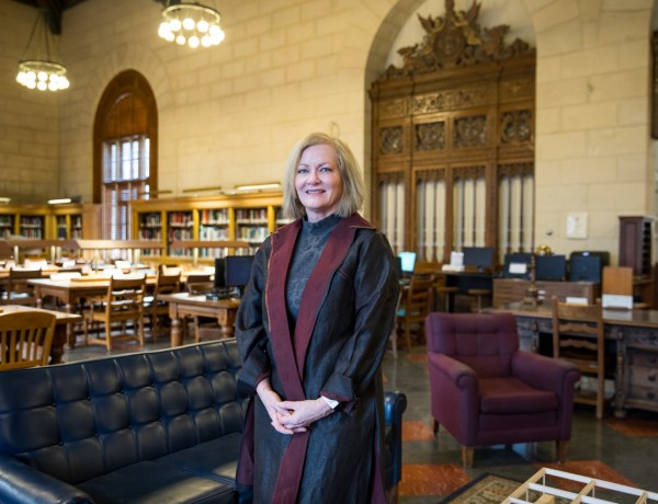 Meet the University of Texas School of Architecture's First Female Dean