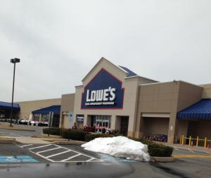 Lowe's. They need to hire more staff