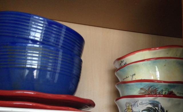 Multi tasking bowls