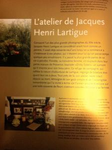Theoule. Found this in a book at the apartment. An Article about Vincent's Grandfathers House in Provence