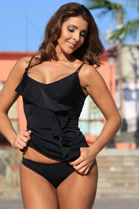 Black-Ruffled-Tankini-Swimsuit-1from beachstuffshop