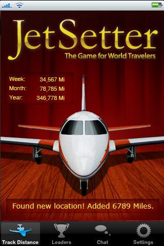 JetSetterScreenShot
