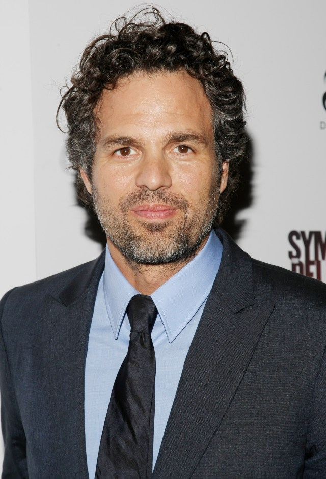 "Director Mark Ruffalo arrives for the screening of ""Sympathy for Delicious"" at the Sunshine Landmark theater on April 25, 2011 in New York City.     UPI /Monika Graff."