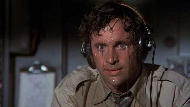 Airplane sweat