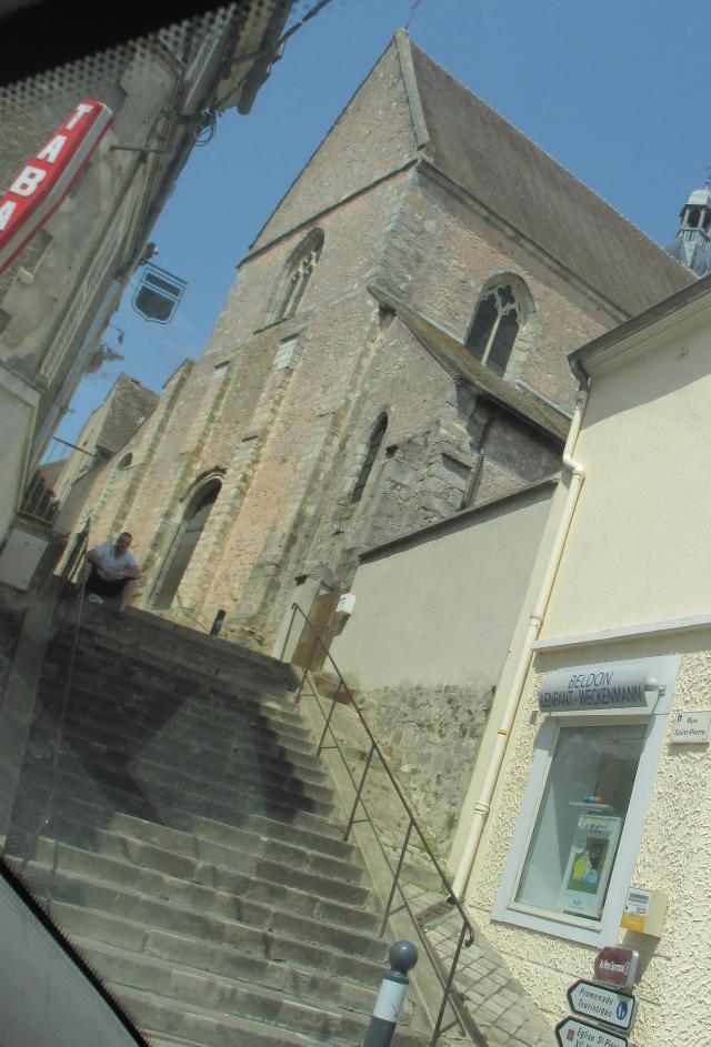 France. Church where Daniele an Yves were married.