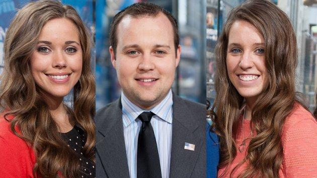 duggar with sisters