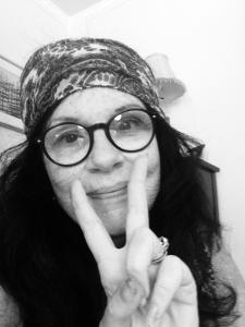 Me as hippie