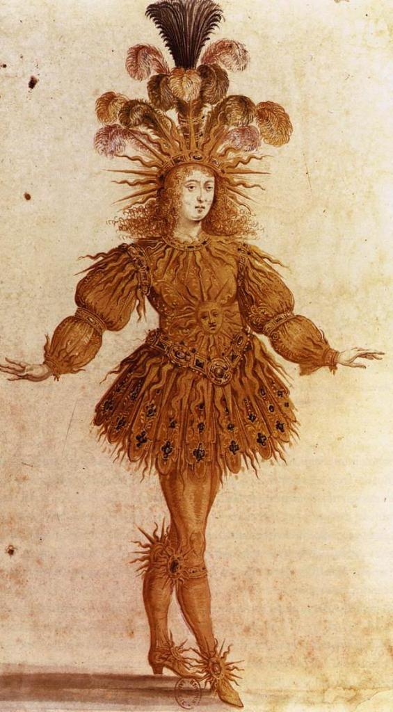 Ballet_de_la_nuit_1653 Louis XIV