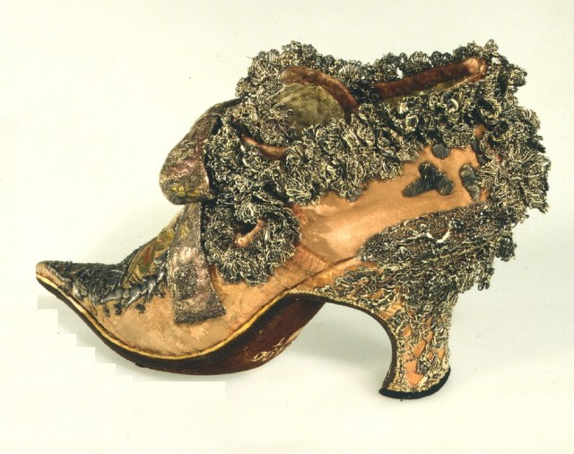 Louis XIV Ballet slipper