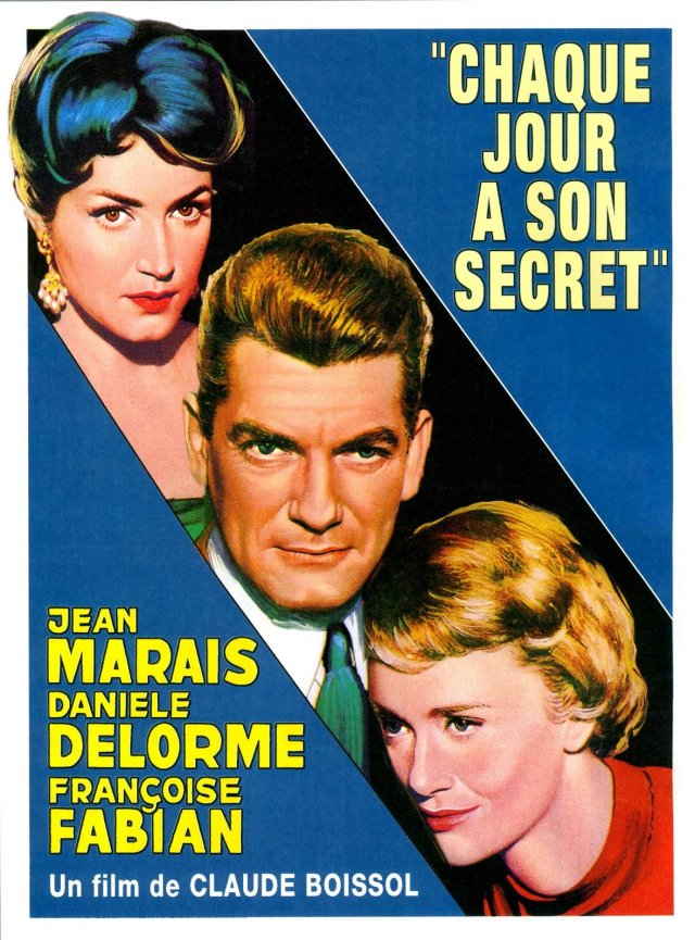 Poster for Chaque jour a son secret