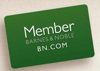 Barnes and noble membership card