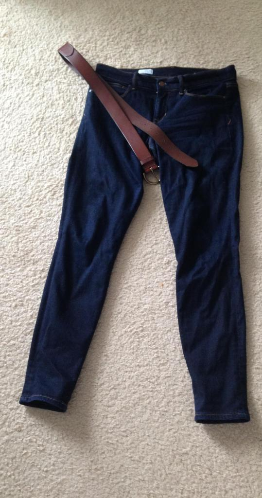 Gap skinnies SIZE 8