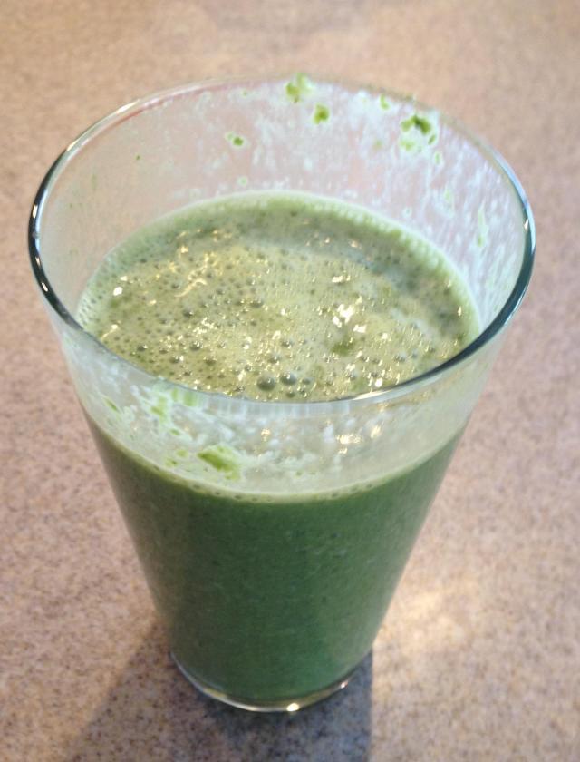 Pal leo The Green Shake