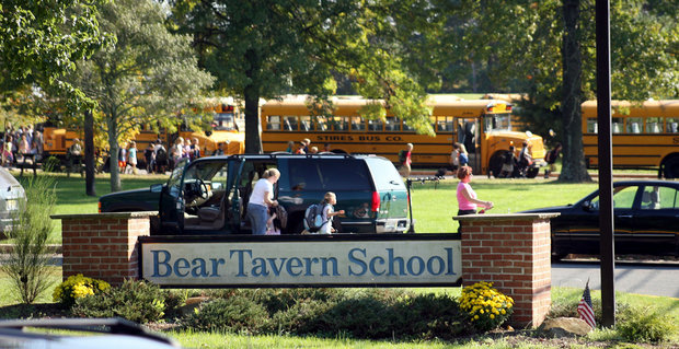 Bear Tavern School