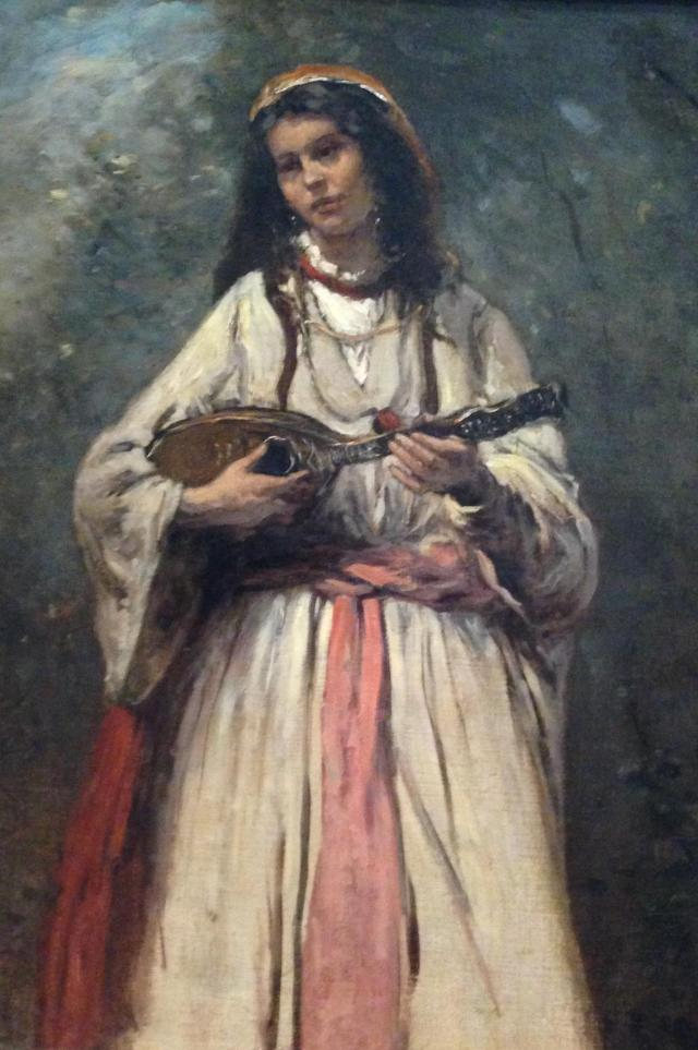 Goya's Gypsy Girl