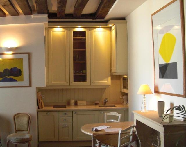 Paris 16 Rue Seguier Interior