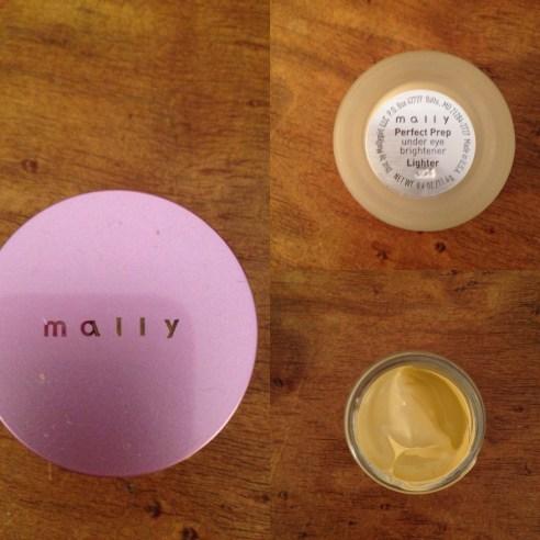 Perfect prep under eye lightener. I'll looks like mustard.
