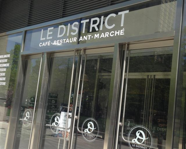 Door to Le District