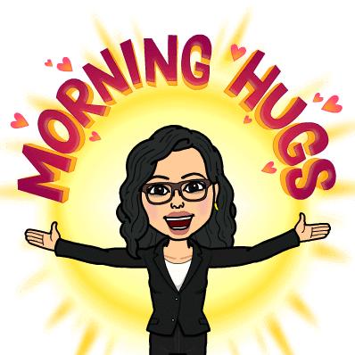 Morning Hugs would be mandatory