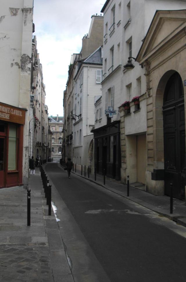 Rue Seguier
