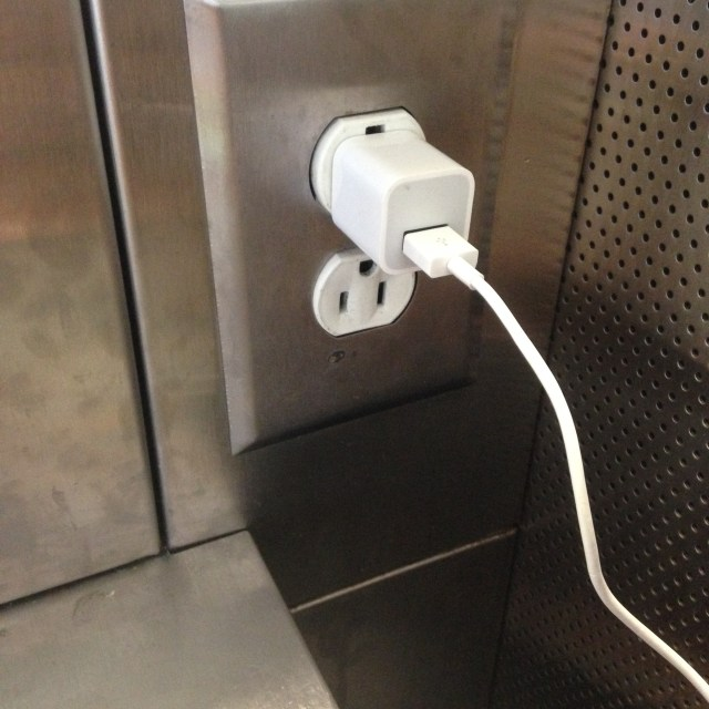 Airport. Philly Stinking outlet that I found after trying twenty. GOLD