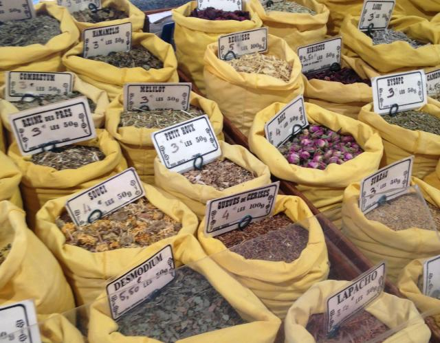 Cannes Spices. Marche Forville GOLD