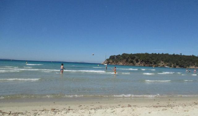 L'estagnol. Fun in the water
