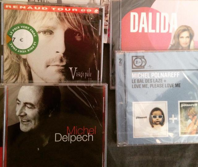 Shopping. 2016 CDs.