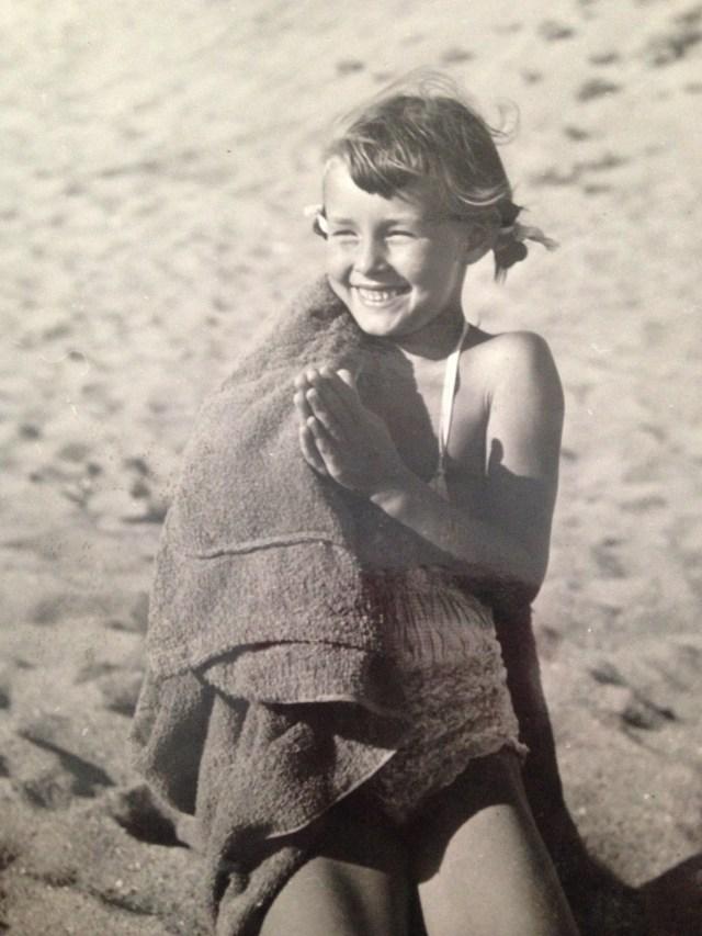 St. Tropez circa 1950 Isabelle