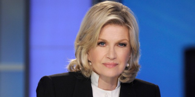 WORLD NEWS WITH DIANE SAWYER - Reporting on the Iowa Caucus, 1/3/12. (Photo by Ida Mae Astute/ABC via Getty Images)  DIANE SAWYER IN TV3